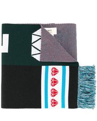 Ports 1961 - Patterned Scarf - Lyst