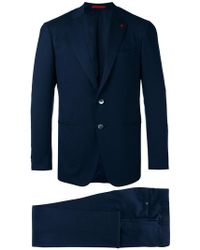 Isaia - Formal Suit - Lyst