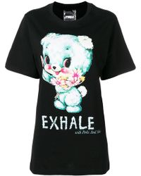 P.a.m. Perks And Mini - Teddy Bear T-shirt - Lyst