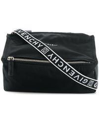 25d5741c3c Lyst - Givenchy Mini Pandora Crossbody Bag in Black