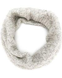 Woolrich - Ring Scarf - Lyst