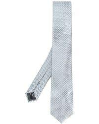 Giorgio Armani - Patterned Tie - Lyst