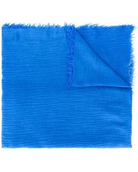 Polo Ralph Lauren - Embroidered Logo Scarf - Lyst