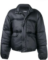 Our Legacy - Oversized Padded Jacket - Lyst