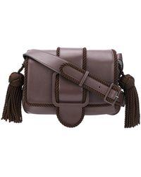 Marco De Vincenzo - Rope Tassel Shoulder Bag - Lyst