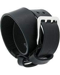 DSquared² - Belt Buckle Wrap Bracelet - Lyst