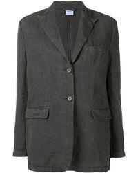 Aspesi Oversized Blazer - Gray