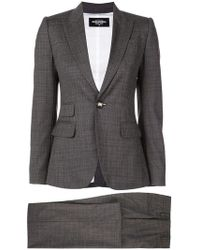 DSquared² - Fitted Suit - Lyst