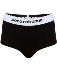 Paco Rabanne - Logo Band Briefs - Lyst