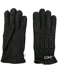 DSquared² - Dsq2 Gloves - Lyst