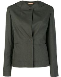 Nehera - Rear Flap Tailored Jacket - Lyst