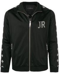 John Richmond - Embellished Bomber Jacket - Lyst