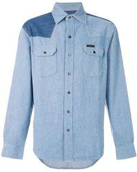 Calvin Klein Jeans   Classic Denim Shirt   Lyst
