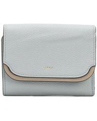 Chloé - Easy Small Tri-fold Wallet - Lyst