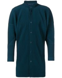 Homme Plissé Issey Miyake - Pleated Shirt - Lyst