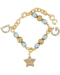 Dolce & Gabbana - Charm Bracelet - Lyst