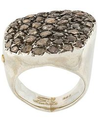 Rosa Maria - Diamond Ring - Lyst
