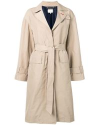 Tommy Hilfiger - Tommy Icons Trench Coat - Lyst