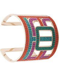 Etro - Embellished Cuff Bracelet - Lyst