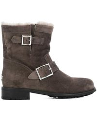 Jimmy Choo - Youth Boots - Lyst