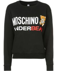 Moschino - Toy Bear Sweatshirt - Lyst