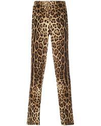 Dolce & Gabbana - Pyjama Trousers - Lyst