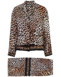 Rockins - Leopard Print Set - Lyst