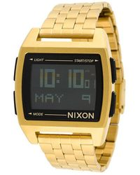 Nixon - Base Watch - Lyst
