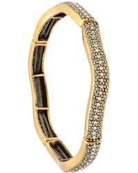 Camila Klein - Strass Encrusted Bracelet - Lyst