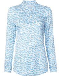 Julien David - Printed Shirt - Lyst