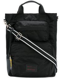 Givenchy Logo Plaque Tote Bag