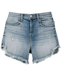 J Brand - Shorts in denim - Lyst