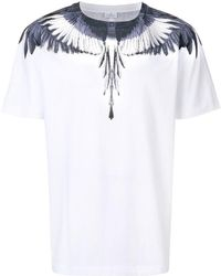 Marcelo Burlon - T-shirt Wings - Lyst