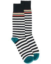 PS by Paul Smith - Striped Socks - Lyst