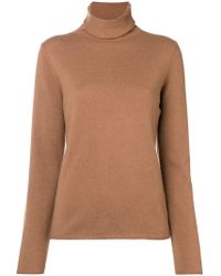 Hemisphere - Cashmere Turtleneck Sweater - Lyst