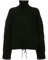 Undercover - Chunky Knit Jumper - Lyst