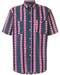 Gitman Brothers Vintage - Chile Print Shirt - Lyst