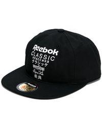 Reebok - Logo Cap - Lyst