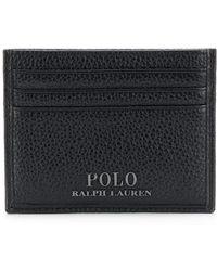 32d992a208 Portafoglio di pelle a libro con scomparto portamonete. 79 € 59 € (25% di  sconto). ASOS · Polo Ralph Lauren - Portacarte con logo - Lyst