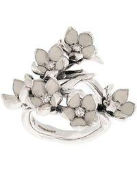 Shaun Leane - Cherry Blossom Diamond Ring - Lyst