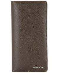 Cerruti 1881 - Vertical Bifold Wallet - Lyst