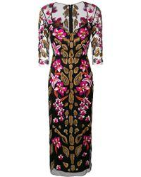 Temperley London - Vestido con escote en forma de corazón - Lyst