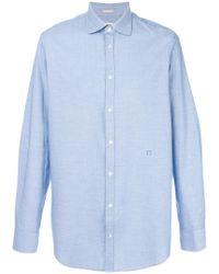 Massimo Alba - Classic Shirt - Lyst