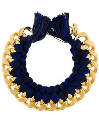 Aurelie Bidermann - Do Brasil Bracelet - Lyst