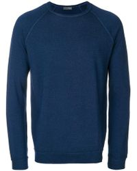 Drumohr - Classic Knitted Sweater - Lyst