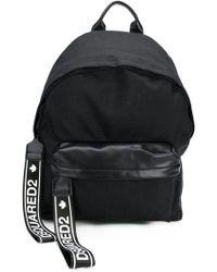 DSquared² - Rucksack mit Logo - Lyst