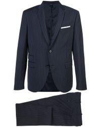 Neil Barrett - Pinstripe Two Piece Suit - Lyst