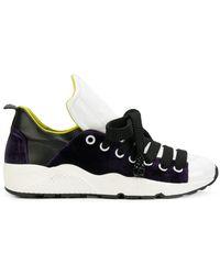 NO KA 'OI - Colourblock Low Top Sneakers - Lyst