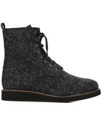 Minimarket - Cherokee Leather Boots - Lyst