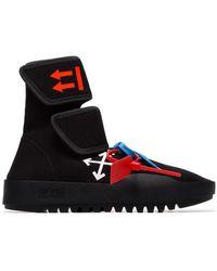 Off-White c/o Virgil Abloh - 'Moto' Sneakers - Lyst